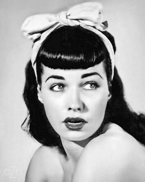 Bettie Page                                                                                                                                                      More