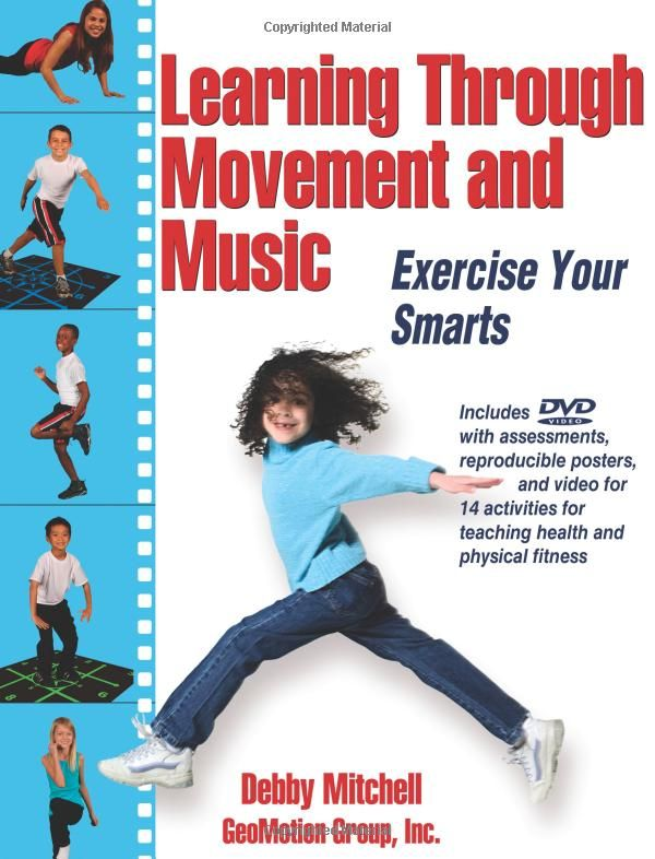 Music and Movement - Hap Palmer Music For Children
