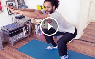 Ćwiczenia na cellulit na udach w domu WIDEO Z TRENEREM - ofeminin