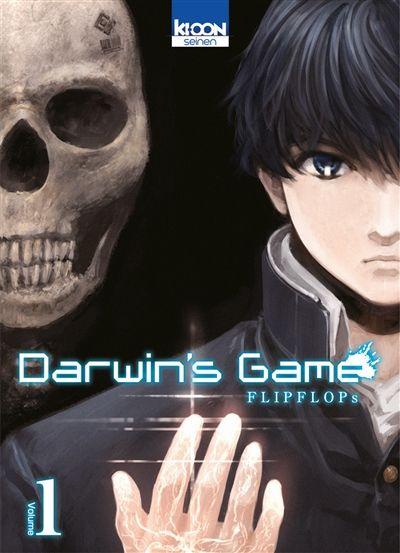 Darwin's game - Manga Rejoignez le Darwin's game. Jeu virtuel impitoyable, ou les participants s'affrontent dans des duels à mort.
