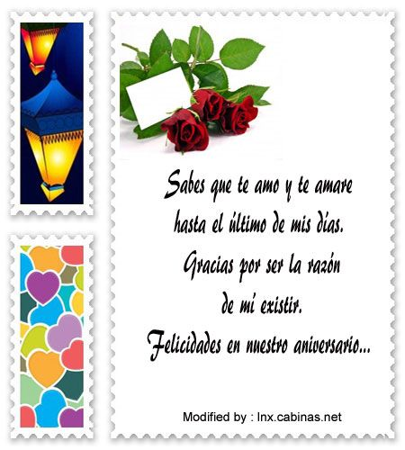 saludos por el aniversario de matrimonio para mi amor, sms por el aniversario de matrimonio para descargar: http://lnx.cabinas.net/felicitaciones-amorosas-para-mi-esposo-por-nuestro-aniversario/