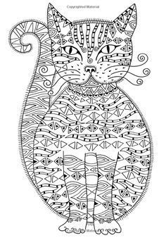 Mosaic Animal Coloring Pages - Bing Images