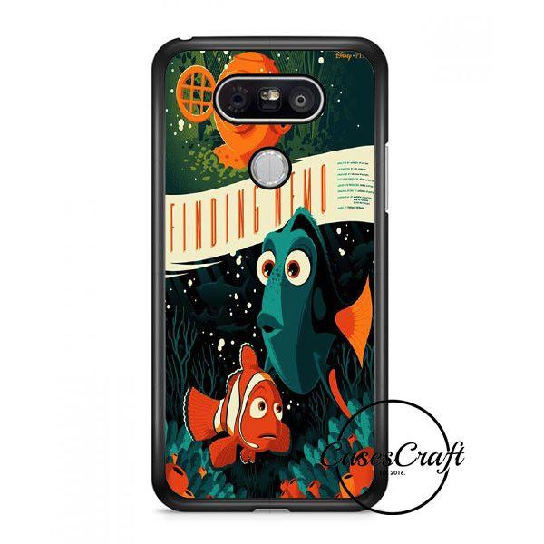 Finding Nemo Address Lg G6 Case | casescraft