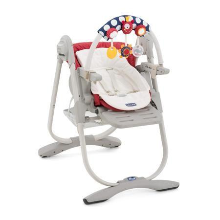 Chicco Стульчик Polly Magic  — 12869р. ------------------------- Стульчик-трансформер из серии Polly Magic Paprika меняется вместе с ребёнком для того чтобы соответствовать всем его потребностям. Он может быть и стульчиком для младенцев с забавными и развивающими игрушками, и стульчиком для кормления с большим подносом и регулируемой спинкой для отдыха после приёма пищи. Когда ребёнок совсем подрастёт поднос можно убрать и подставить его к столу как обычный стул..