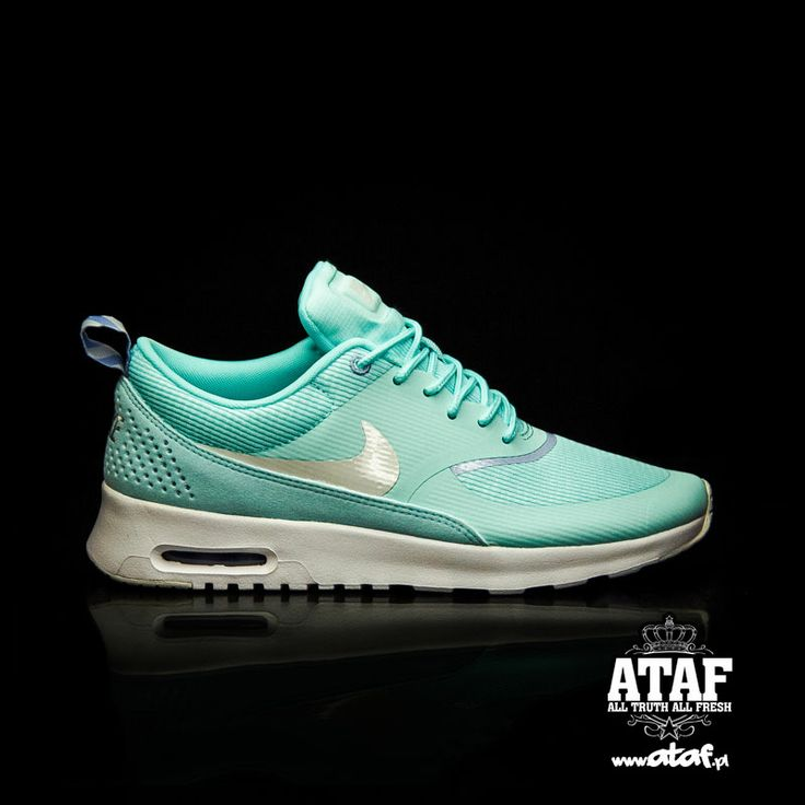 Blue Nike Air Max Thea