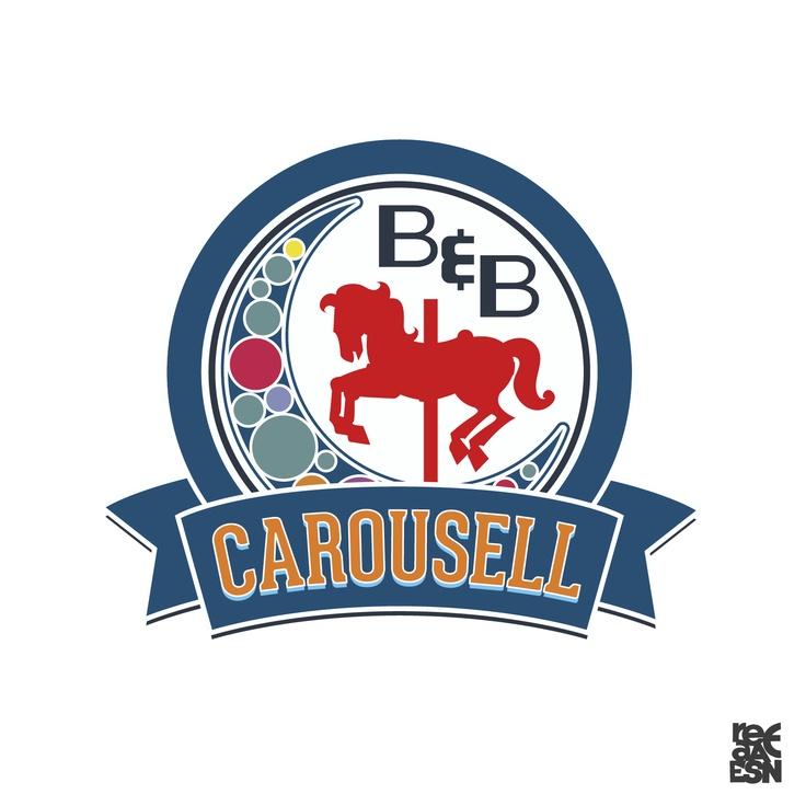 B Carousell Coney Island #logo - 2013