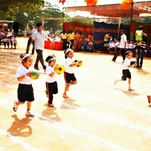The Bangalore School (TBS) had its Sports Day 2014 last week #preschool #daycare #kindergarten #playschool #nursery #Whitefield #Bangalore #India #sports #sportsday