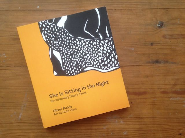 """Fool's Journey: """"She Is Sitting in the Night"""" is the Queer Tarot Book You've Been Waiting For"""