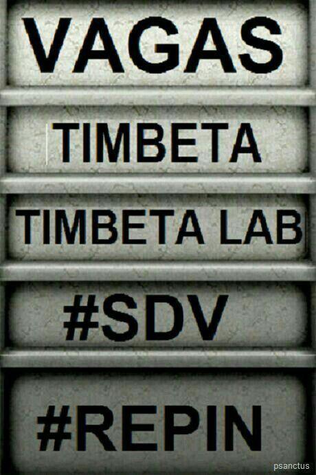Sigo de volta e troco repins! #OperacaoBetaLab #queroserbetalab#svd