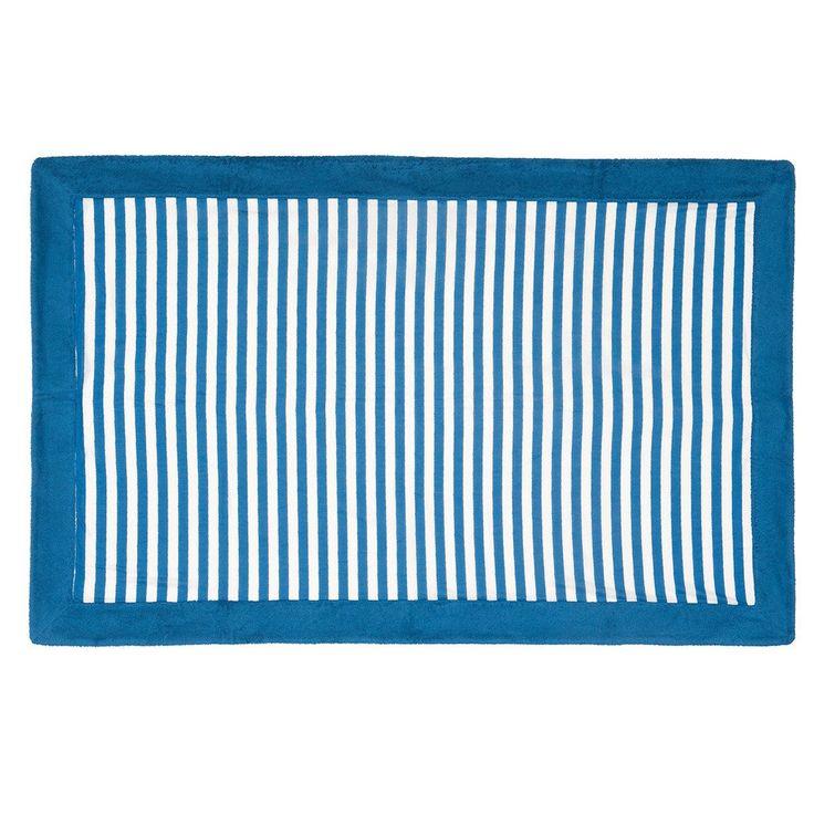 Chaise Longue Royal Blue | Signature Beach Towel - Sun of a Beach
