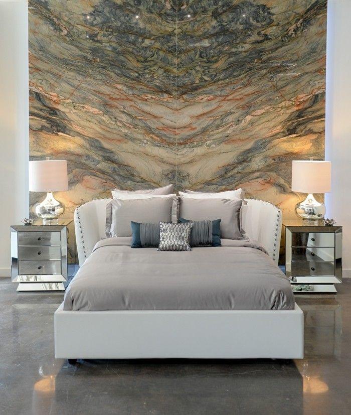 60 Schlafzimmer Ideen Wandgestaltung Fur Jeden Wohnstil 60er