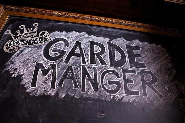 Garde Manger ~ Montreal, Cananda