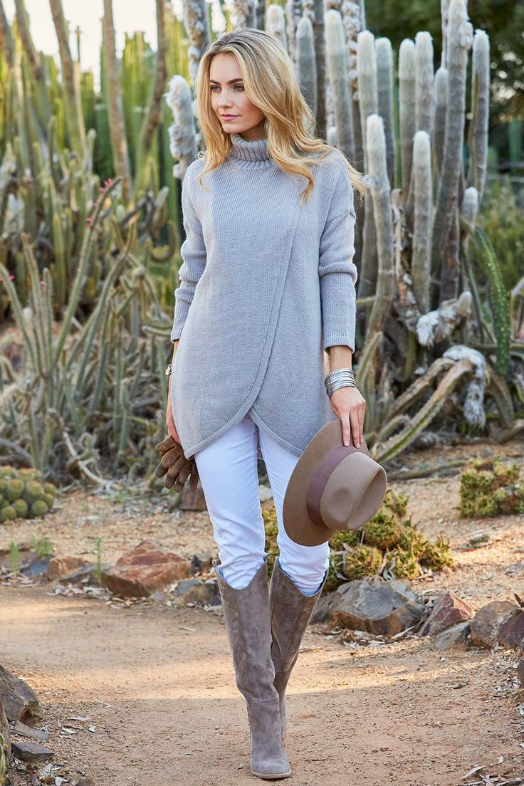 Crossing The Plains Sweater - Dove