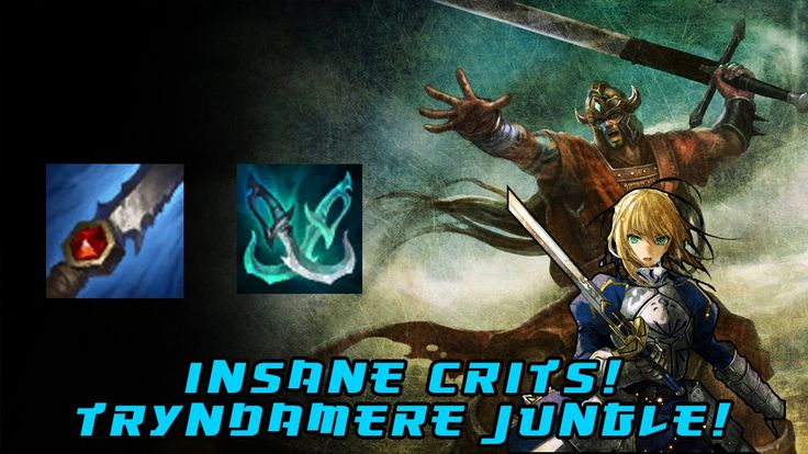Tryndamere Jungle Gameplay! RIP Adc in 2017 https://www.youtube.com/watch?v=ZTXgODBs1uw&feature=youtu.be #games #LeagueOfLegends #esports #lol #riot #Worlds #gaming
