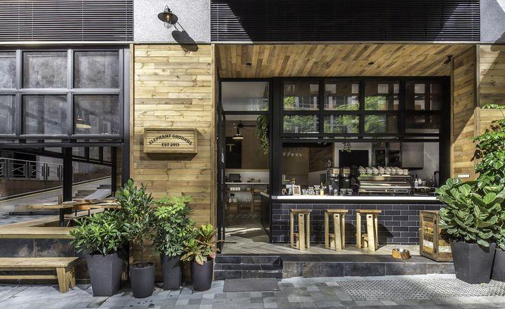 Elephant Grounds Coffee Shop, Hong Kong, China
