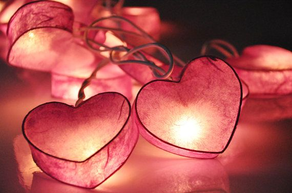 Hey, I found this really awesome Etsy listing at https://www.etsy.com/ie/listing/198516829/35-pink-heart-paper-lantern-string