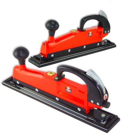 Dual Piston Straight Line Air Sander Autobody Tools Heavy Duty Auto Body