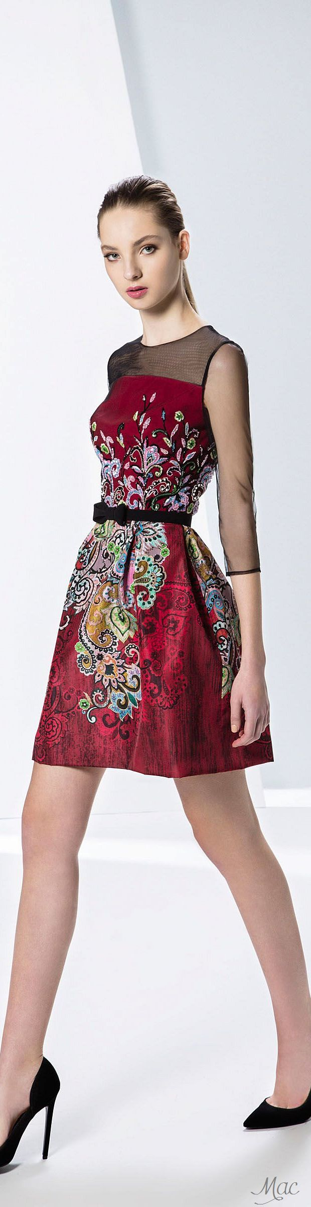 Fall 2015 Ready-to-Wear Georges Hobeika