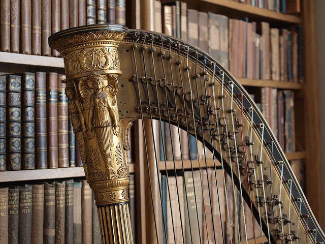 Arpa, Música, La Colección De
