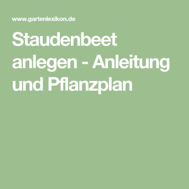 Gemusegarten-Anlegen-Pflanzplan-110. Die Besten 25+ Gemüsegarten