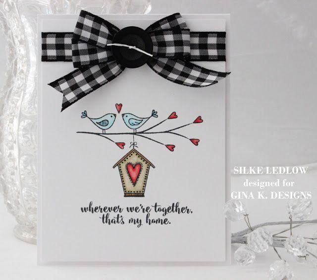 Card Making Ideas Gina K Part - 34: GINA K. DESIGN JANUARY RELEASE RECAP. Valentine CardsValentinesValentine  IdeasCard ...