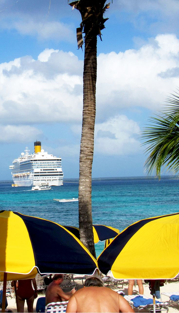 Costa Magica #cruise - We visited several #Caribbean ports of call on our second cruise aboard the Costa Magica, including Santo Domingo, Catalina Island, St Maarten/St Martin, Martinique, Guadeloupe and Antigua and Barbuda.