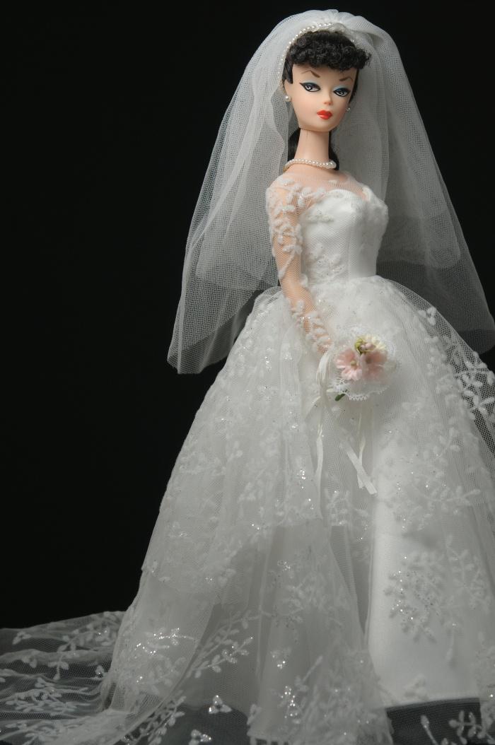 Wedding Day Barbie 1959 Barbie And Vintage Barbie