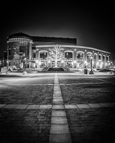 Christmas at the Rose Theatre Brampton Ontario