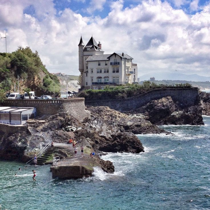 17 best biarritz travel guide mini gu a de biarritz. Black Bedroom Furniture Sets. Home Design Ideas