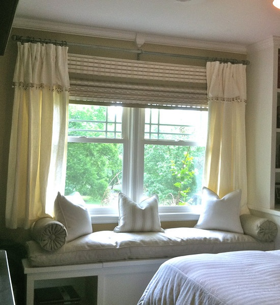 Window Seat Curtains 50 best window treatment ideas images on pinterest | window  seat