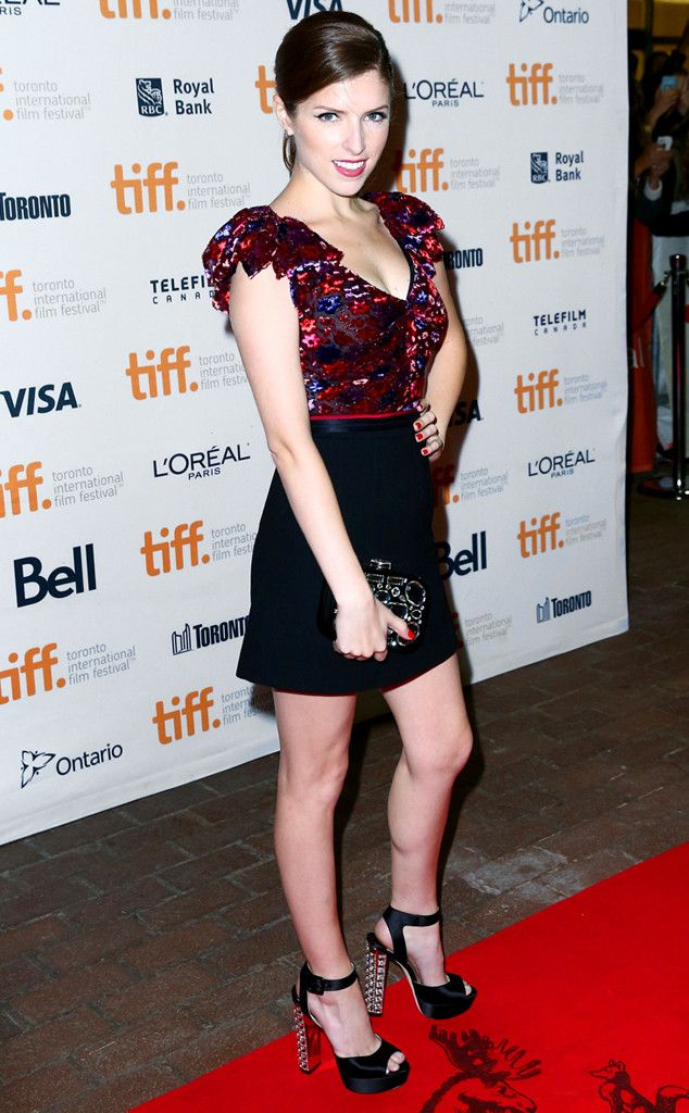 Find Out Why Anna Kendrick Is Freaked Out by the Fifty Shades of Grey Movie