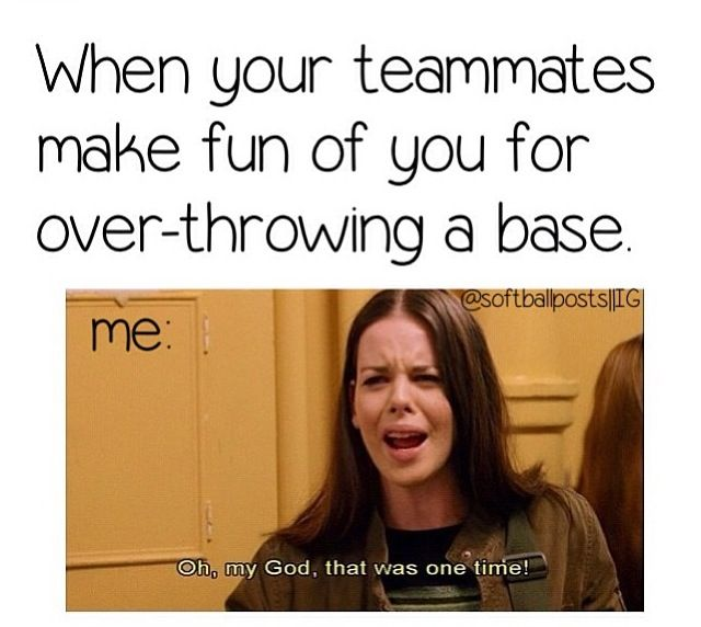 #softball>> or when you don't touch first base... @rdotson11