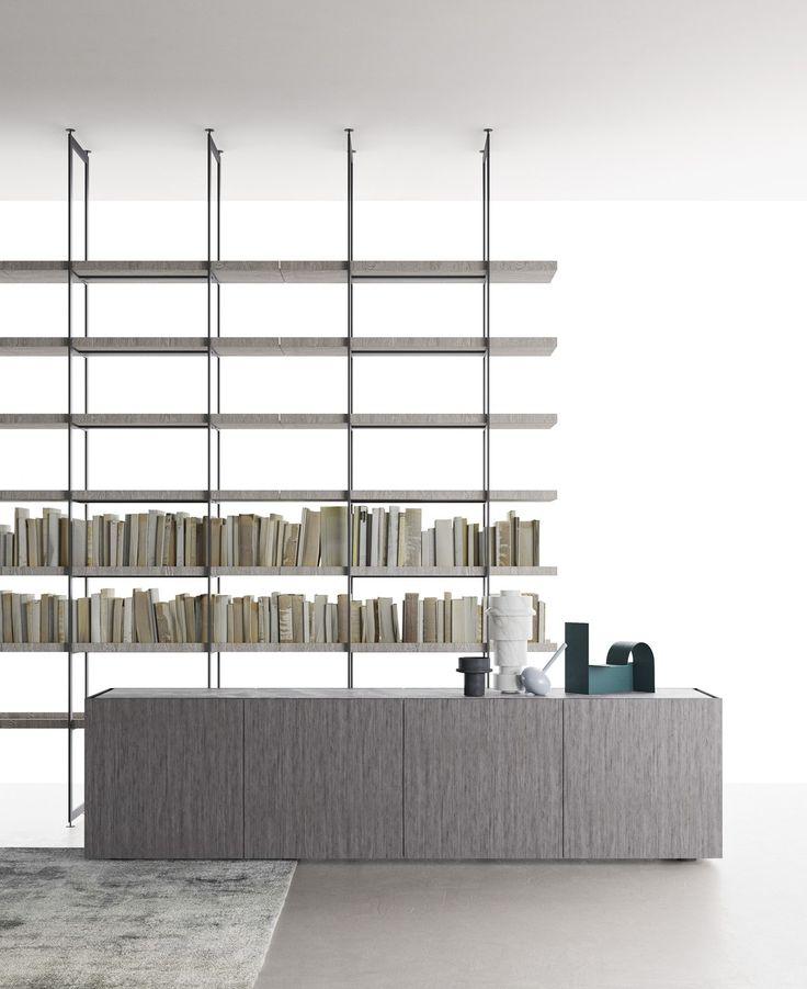 Modular Architecture For Living Area Zampieri Presents Segni Living  Collection At Fuorisalone