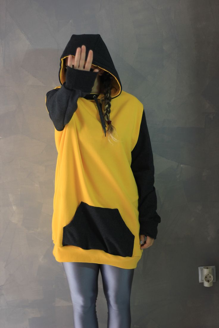 """Tall PCP hoodie from the """"Playful"""" collection #02  #pcpclothing #pcphoodies #tallhoodies #hoody"""