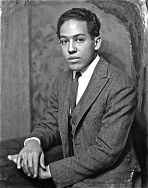 Langston Hughes - prominent figure during the Harlem Renaissance and one of my favorite poets. #blackhistorymonth