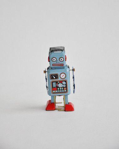 Vintage Robotje   #Stockhome #StockhomeShop  #ScandinavianInterior #ScandinavianLiving