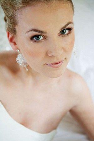 Красивый свадебный макияж на фото