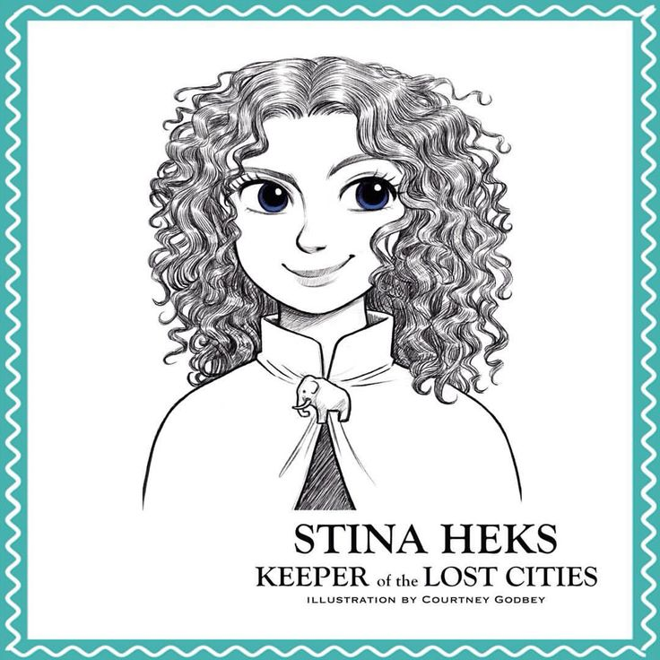Stina Heks From The Keeper Of Lost Cities Series