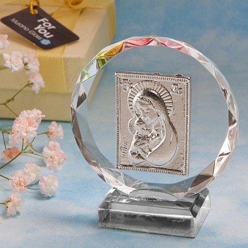 The Thank You Company - Exquisite Madonna And Child Crystal Plaque - As low as $2.95, $5.15 (http://www.thankyou.on.ca/exquisite-madonna-and-child-crystal-plaque-as-low-as-2-95/)