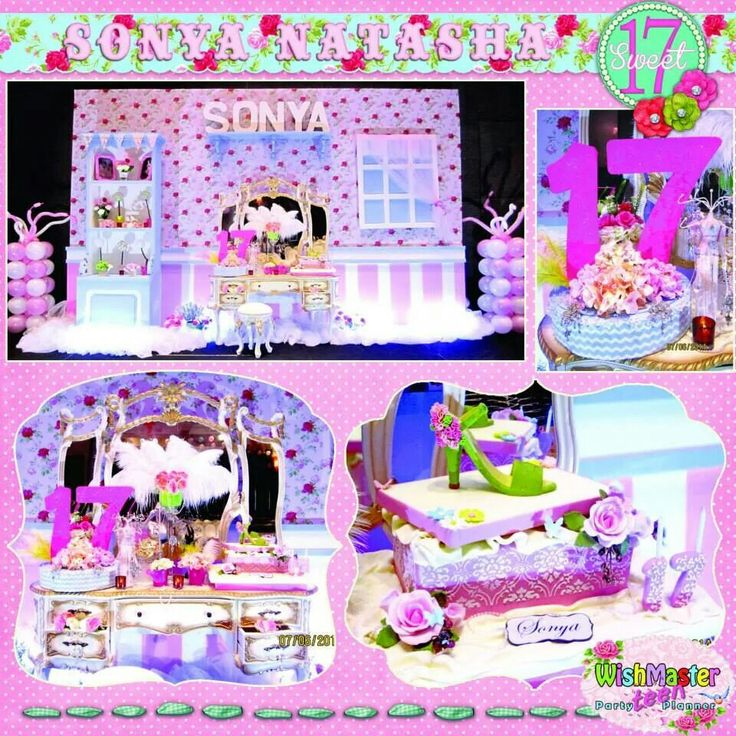 Sonya's sweet 17th birthday party by @wishmaster_eo at Swiss Belhotel, Jakarta