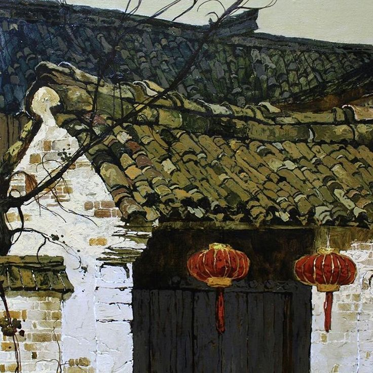 Autumn in Qiuntong. Fragments