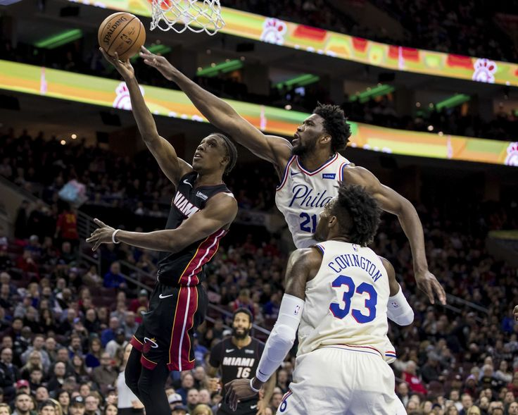 Miami Heat's Platinum Group nearly took advantage of the 76ers' 4th quarter narcolepsy