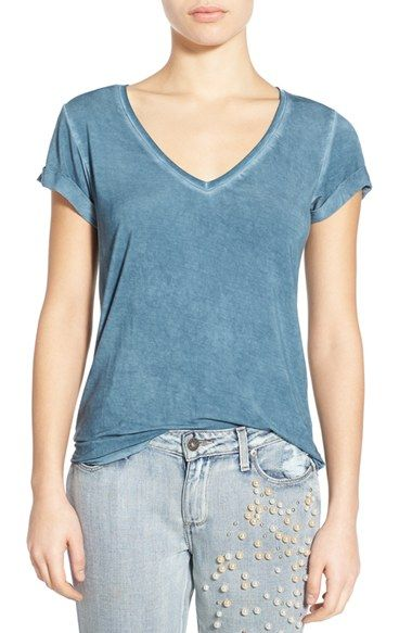 Paige Denim 'Charlie' V-Neck Tee