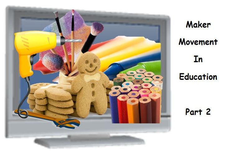 Maker Space In Education Series… 10 Sites To Start Making In The Classroom