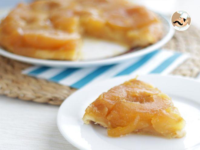 Receita Sobremesa : Tarte tatin, clássico da culinária francesa de PetitChef_PT