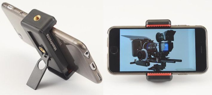 Universal Smartphone Clamp Manfrotto