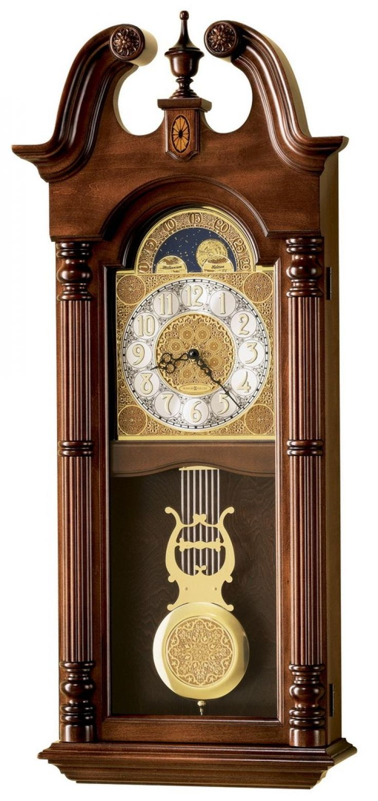 Best 25 chiming wall clocks ideas on pinterest floor and howard miller lambourn chiming wall clock amipublicfo Images