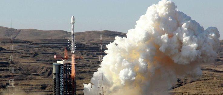 InfoNavWeb                       Informação, Notícias,Videos, Diversão, Games e Tecnologia.  : China lança satélite para prevenir desastres natur...