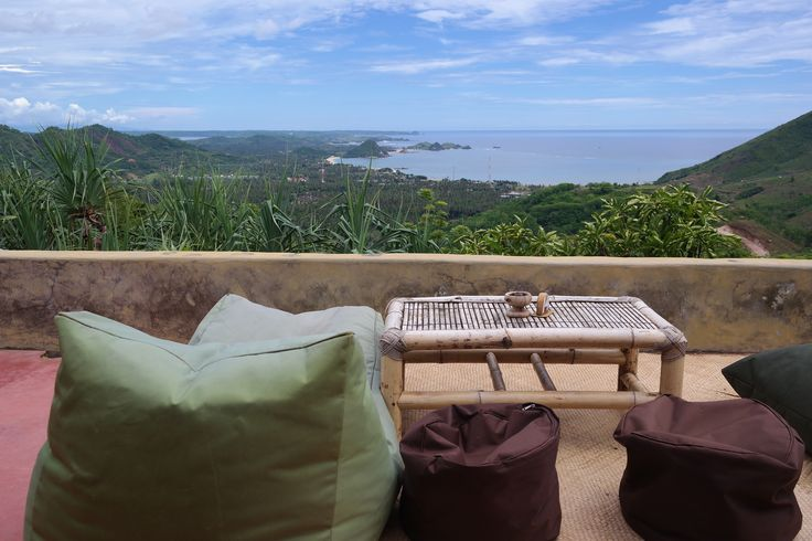 Un endroit magnifique pour se relaxer, prendre un verre ou manger avec une vue magnifique.
