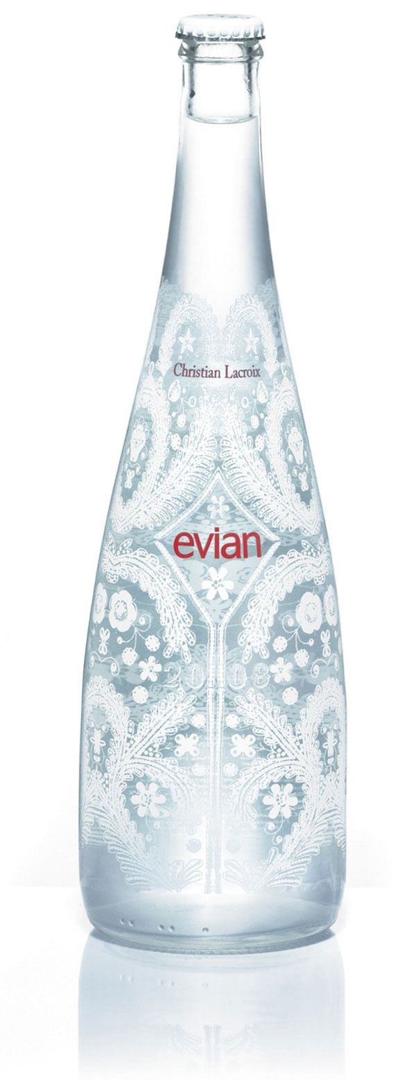An incredible site for learning everything about luxury hotels and the French art of welcoming on this site: http://www.laurentdelporte.com/en/ Evian by Christian Lacroix